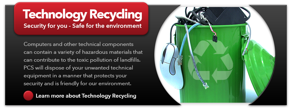 Computer Surgeon technology recycling services